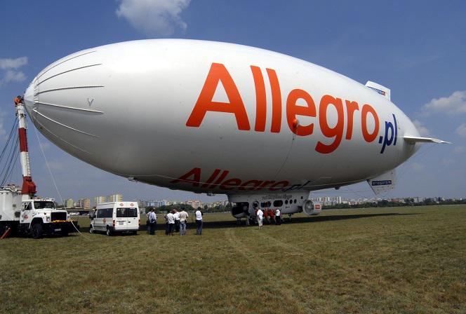 Pozycjonowanie się na Allegro